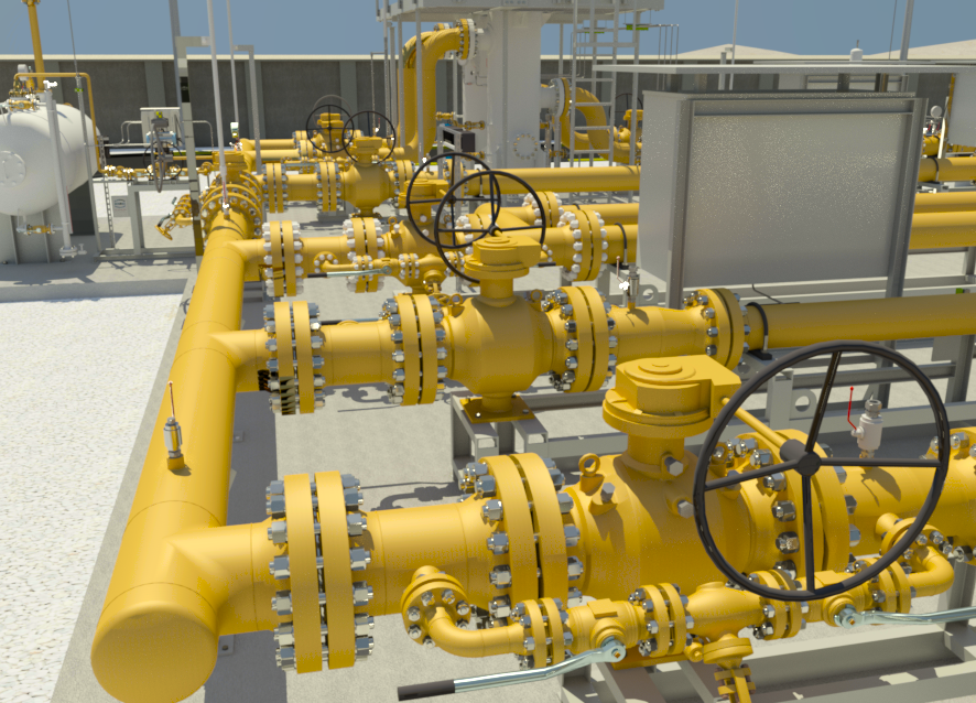 Gas-Metering-Systems